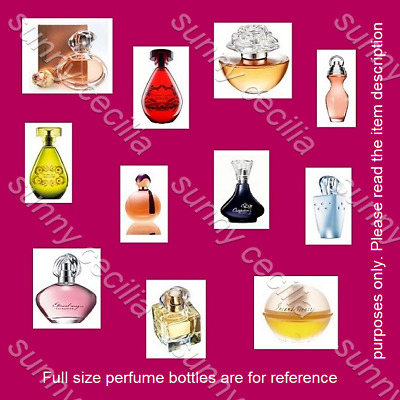 15 ~ ALL DIFFERENT ~ Avon Womens Perfume Samples EDP ❤ EDT Fragrance Vials~ SALE • 3.65£