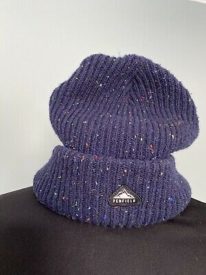 Penfield Speckled Navy Hat One Size • 20£