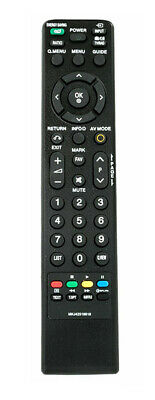 LG Replacement TV Remote Control For 32LX2R 37LC25R 37LC2R 37LC2RA 37LC2RHA • 5.69£