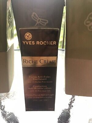 AU37.66 • Buy Riche Cream Yves Rocher New Comforting Anti-Wrinkle Day  Lotion