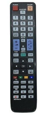 £5.99 • Buy Remote Control For Samsung Tv Lcd Led - Bn59-01014 / Bn59-01014a - Replacement