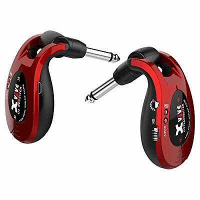 AU193.22 • Buy XVIVE X-Vibe Wireless Guitar System XV-U2 # Red NEW From Japan