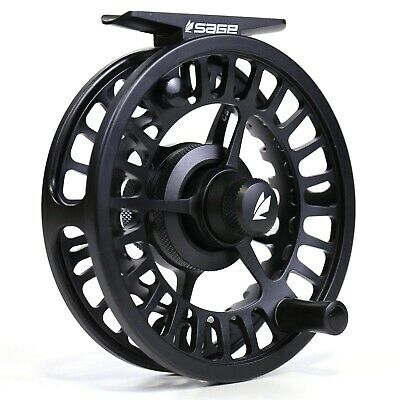 $425 • Buy Sage ESN Fly Reel Stealth Size 2-5 - FREE TOTAL EURO SETUP - FREE FAST SHIPPING