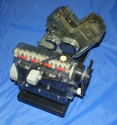 AIRFIX Model Combustion Engine & HAYNES V-Twin Motorcycle Engine • 10£