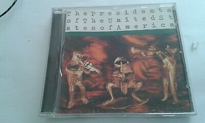 Presidents Of The United States Of America Cd  • 3.97£