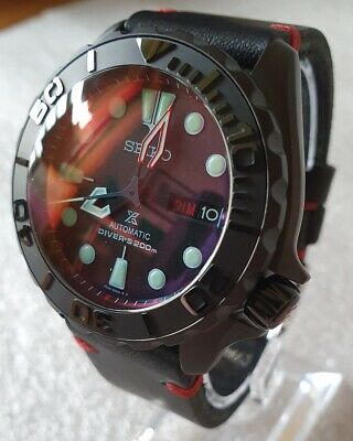 $ CDN758.46 • Buy SEIKO SKX007 Mod  The Red And The Black  V2b NH36A SRP777 Dial ! New Condition