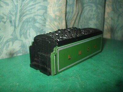 HORNBY LNER A1/A3/A4 APPLE GREEN CORRIDOR TENDER BODY ONLY - No.15 • 21.95£
