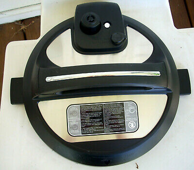 $42 • Buy Instant Pot Ultra 60 Lid  6 Qt.  - Complete Lid Ready To Use.  Excellent