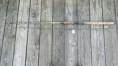 $65 • Buy Garcia Conolon 8267 A  8 Foot Spinning Rod Two Piece Fishing