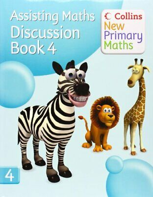 Collins New Primary Maths - Assisting Maths: Discu... By Clarke, Peter Paperback • 8.99£