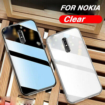 AU15.50 • Buy Nokia 6.2/5.1/7.2/4.2/3.1 Plus 7.1 6.1 (2018) 8 Sirocco 8.1 Case Cover Clear