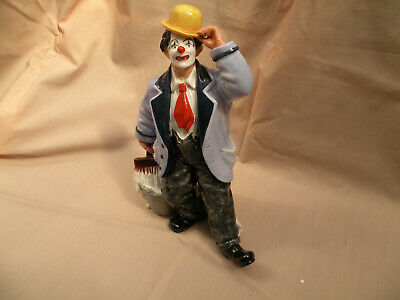 Royal Doulton Figurine 'Slapdash' HN2277 From The 'Clowns' Series • 85£
