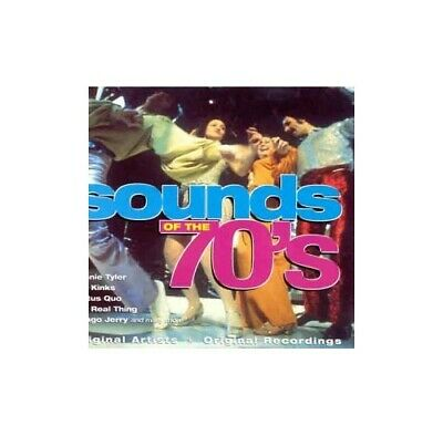 Various Artists - Sounds Of The 70's - Various Artists CD QAVG The Cheap Fast • 4.48£