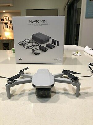 AU600 • Buy DJI Mavic Mini Drone Fly More Combo + Care Refresh (no Claims) + Range Extenders