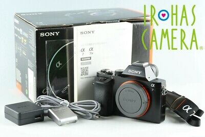 $ CDN760.21 • Buy Sony α7 / A7 Digital Camera With Box #26785