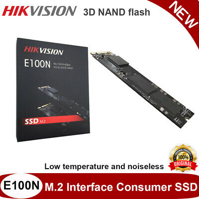 $ CDN210.47 • Buy Hikvision SSD M.2 SATA 3.0 128GB/256GB/512GB/1024GB Solid State Drive For PC Lot