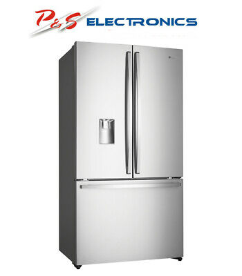 AU1699 • Buy Westinghouse 605L French Door Fridge With Water Dispenser_Model: WHE6060SA