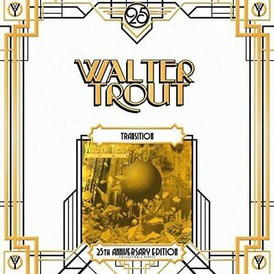 Walter Trout   Transition 25th Anniversary 180g  Double Vinyl Album   New Sealed • 0.99£