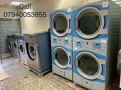 View Details Electrolux Double Stack Twin Commercial Industrial Laundry Dryer Ipso Washing • 2,200.00£
