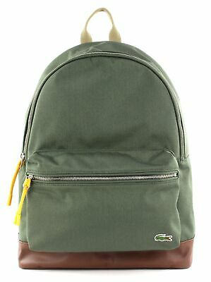 LACOSTE Backpack Forest Night / Monk's Robe • 90.90£