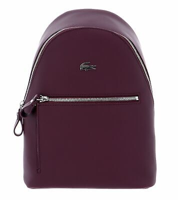 LACOSTE Backpack Daily Classic Backpack Grape Wine • 157.87£
