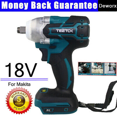 FOR Makita DTW285Z 18v LXT Brushless Impact Wrench 1/2  Drive - Bare *Body Only* • 29.60£