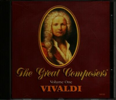 The Great Composers Volume One (CD) - Vivaldi  • 2.50£