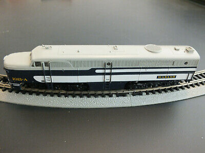 $100 • Buy Broadway Limited N Scale ALCO PA Wabash Locomotive Paragon 2 DCC Sound