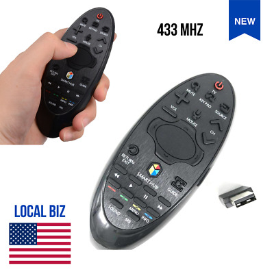 £13.10 • Buy Universal Remote Control Compatible SR-7557 For Samsung LED TV Smart Hub Touch