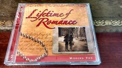 Time Life Lifetime Of Romance Missing You Cds - Bread/dawn/percy Sledge/platters • 2.99£
