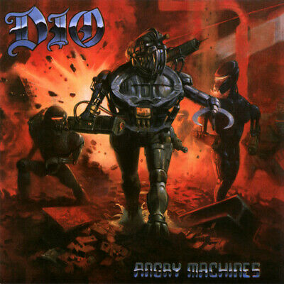 $19.56 • Buy Dio - Angry Machines [New CD]