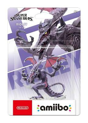 AU49.88 • Buy NEW Nintendo Amiibo Ultimate Ridley Super Smash Bros. JAPAN OFFICIAL IMPORT