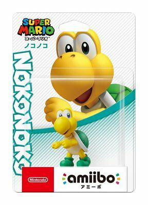 AU97.65 • Buy NEW Nintendo 3DS Amiibo Koopa Troopa Nokonoko Super Mario Series JAPAN OFFICIAL