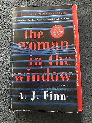 AU9.34 • Buy The Woman In The Window: A Novel