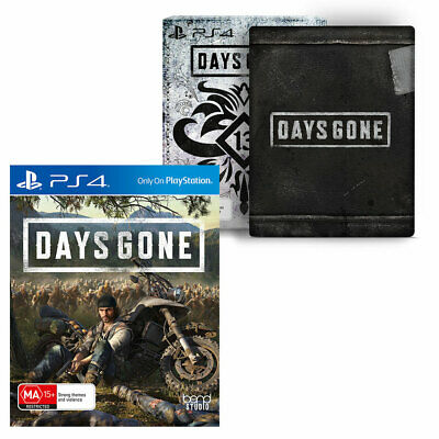 AU74.95 • Buy Days Gone Special Edition PS4 Sony PlayStation 4 Brand New Unsealed AU