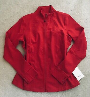 $ CDN219.99 • Buy Lululemon Define Jacket Dark Red 2 4 6 8 10 12