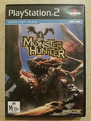 AU79.95 • Buy Monster Hunter (Sony Playstation 2, 2005) Ps2 AUS PAL