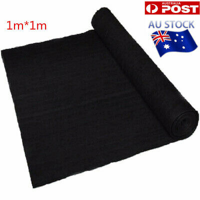 AU19.99 • Buy Air Conditioner Activated Carbon Purifier Pre Filter Fabric Thickness 1m*1m 3mm