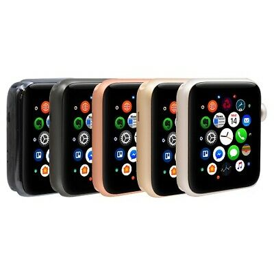 $ CDN219.40 • Buy Apple Watch Series 2, 42 MM - Gold, Rose Gold, Silver, Space Black, Space Gray