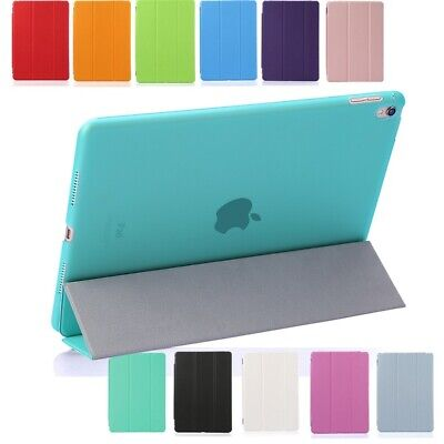 AU12.93 • Buy Smart Cover Leather Case Stand For Apple IPad 2/3/4/5/6 Air Mini 1/2/3/4 PRO10.5