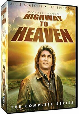 Highway To Heaven: The Complete Series (23pc) New Dvd • 53.87£