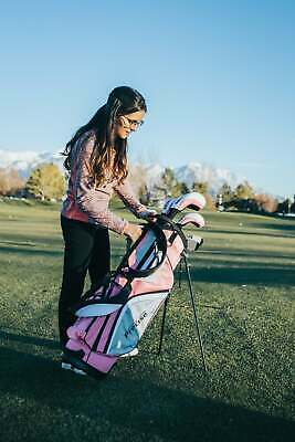 $ CDN470.64 • Buy Precise M5 Ladies Complete Golf Clubs Set - Right & Left Hand - 3 Size Options