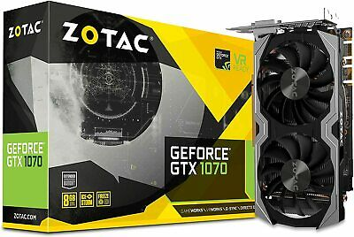 $ CDN298 • Buy ZOTAC GeForce GTX 1070 Mini Graphic Card - ZT-P10700G-10M