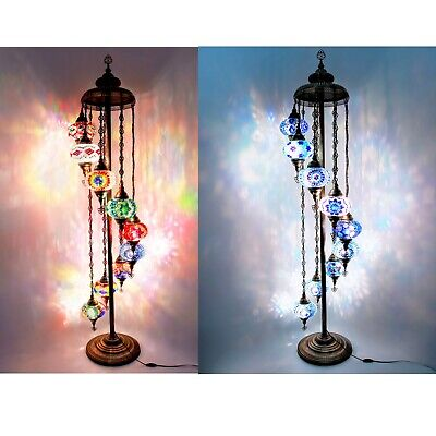 15 VARIATIONS BEST PRICE Turkish Mosaic Floor Lamp • 188.13£