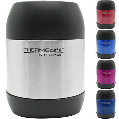 AU17.86 • Buy Thermos 12 Oz. ThermoCafe Vacuum Insulated Stainless Steel Food Jar