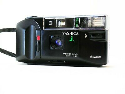 AU20 • Buy YASHICA .J. 35 Mm Film Motor 32 Mm F3.5 Point And Shoot