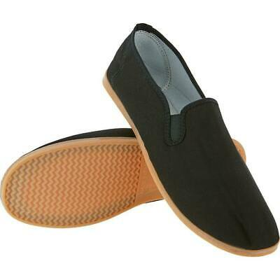 £12.99 • Buy Blitz Traditional Rubber Sole Tai-chi / Kung Fu Shoes - Black