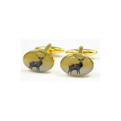 Soprano Country Cufflinks - Standing Stag Unknown • 23.95£