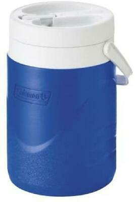 $17.29 • Buy 1 Gallon Jug Cooler Water Ice Chest Faucet Drink Thermos Insulated Travel Blue