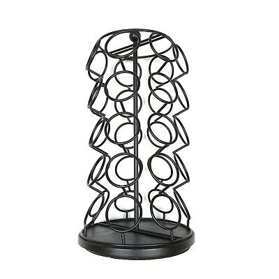 $14.29 • Buy K Cup Swiveling Holder - 35 Cups - Black - Rotating
